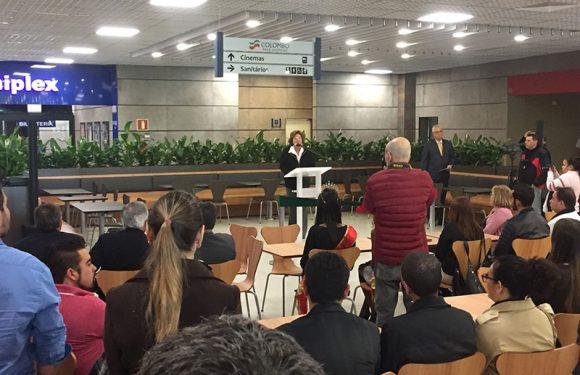 A INAUGURAÇÃO DA EXPANSÃO DO COLOMBO PARK SHOPPING