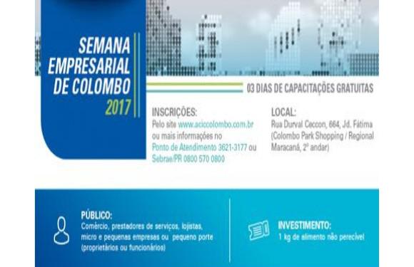 Semana Empresarial de Colombo