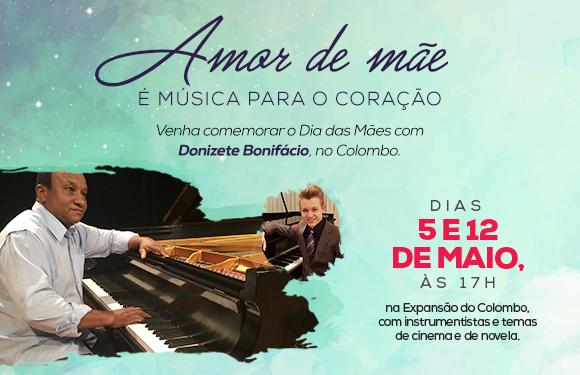 Concerto Musical Piano e convidados