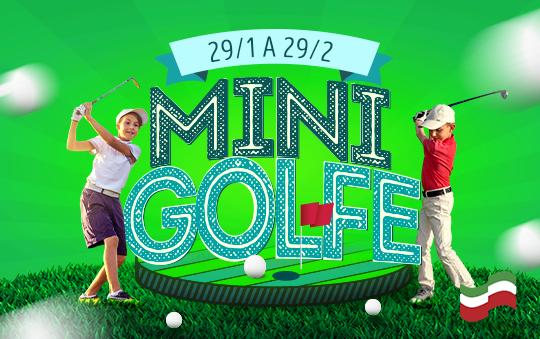 Mini Golfe do Colombo!